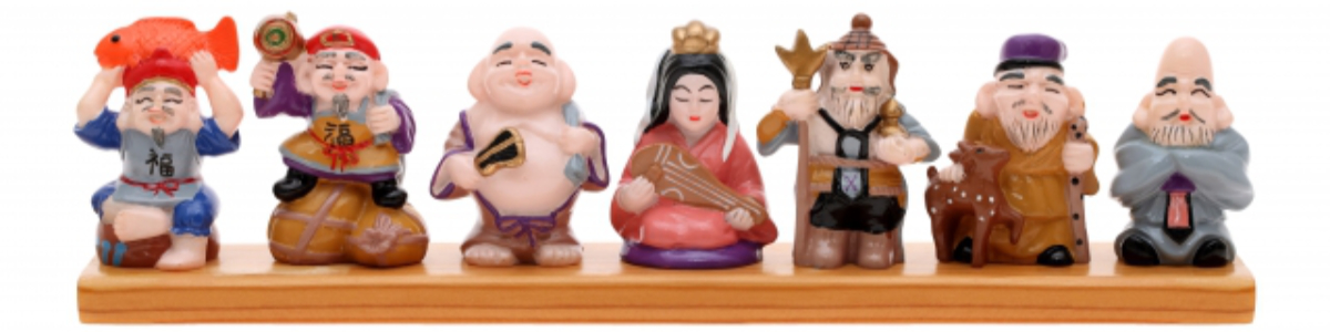 About Seven Lucky Gods